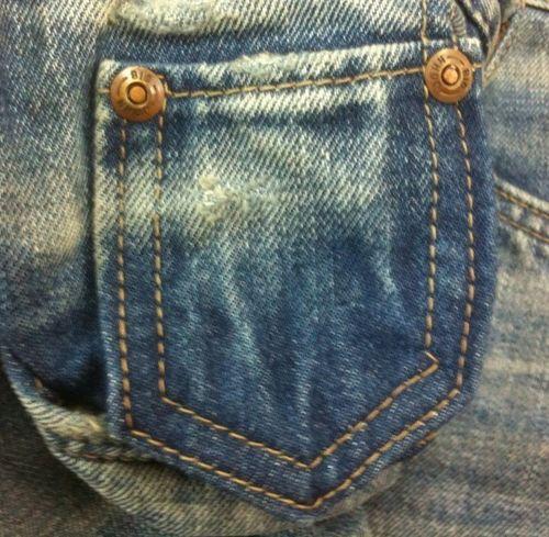 Watch pocket