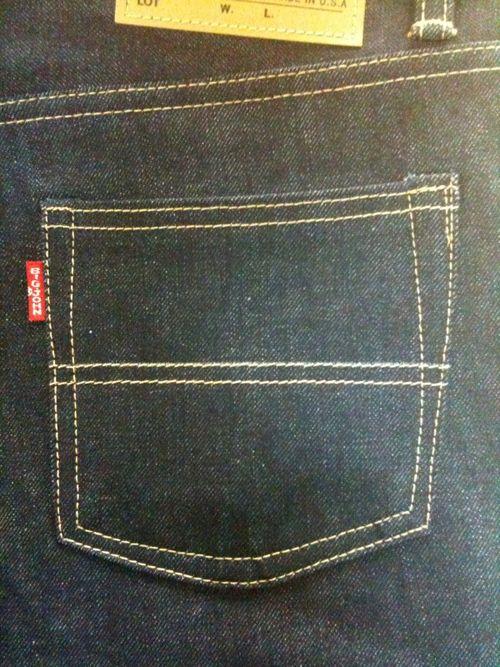 Back pocket FIRST1