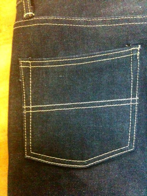 Back pocket FIRST2