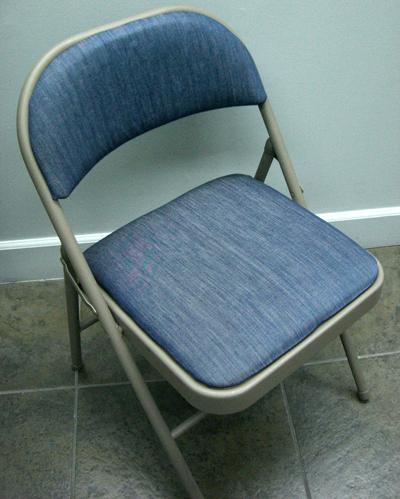 デニム椅子