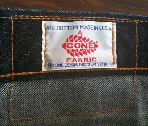 PROTOwoven label